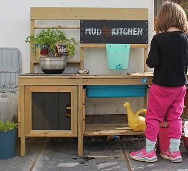 Mud Kitchen Ideas For Garden Play 2021 Bbc Good Food