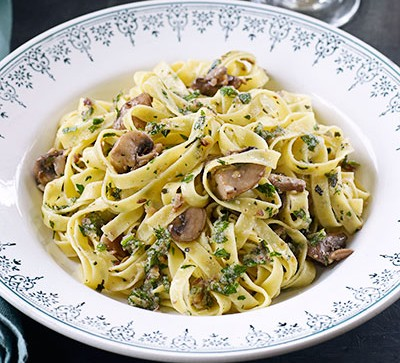 Mushroom Pasta Recipes Bbc Good Food