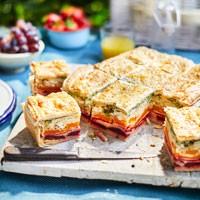 Vegetarian Picnic Recipes Bbc Good Food