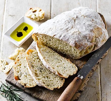 No-knead beginner's loaf