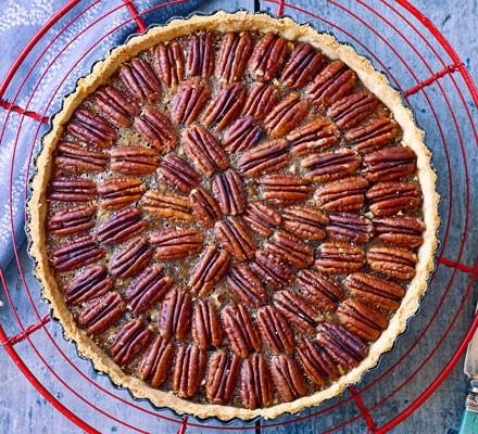 Pecan mince pie