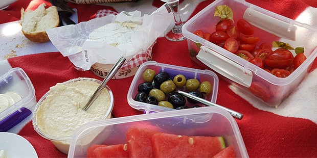best picnic hampers and baskets