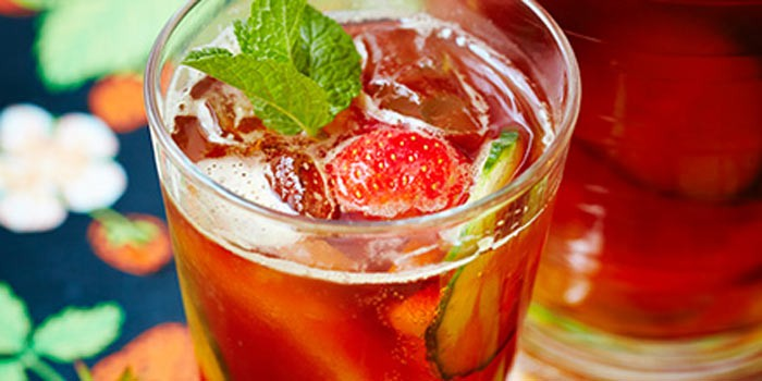 10 new ways with Pimm's