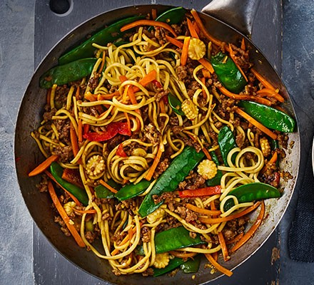 Stir Fry Recipes Bbc Good Food