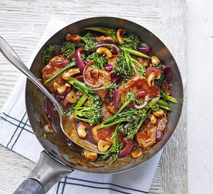 Stir Fry Recipes Bbc Good Food