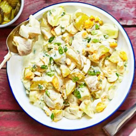 Potato salad recipes image