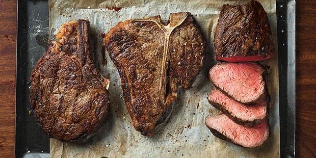 Hawksmoor steak