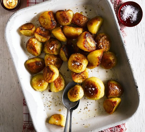 Really good roast potatoes