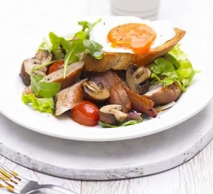 Full English salad
