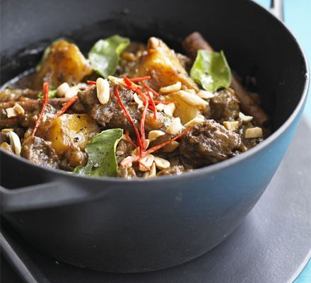Beef Massaman Curry Recipe Bbc Good Food