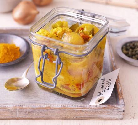 Mustard pickle