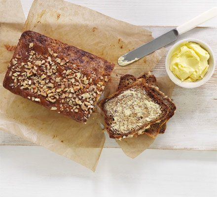 Healthy Banana Bread Recipe Bbc Good Food