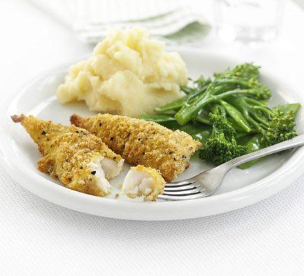 Crunchy fish fingers_image