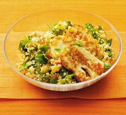 Lemon & parsley tabbouleh