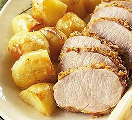 Low-fat roasties