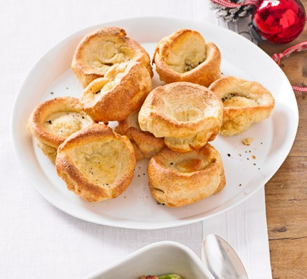 From-the-freezer Yorkies