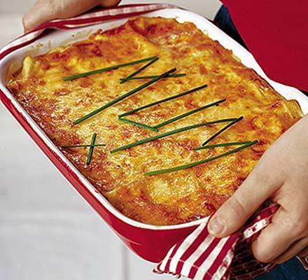 Easiest ever lasagne