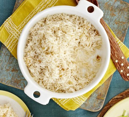 Best Coconut Rice Recipe How To Make Coconut Rice