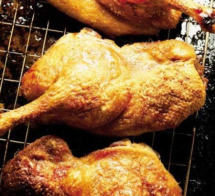 Crispy Roast Duck
