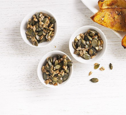 Chinese-spiced seed mix