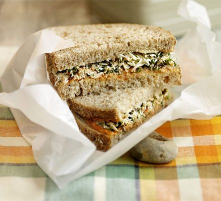 Best Ever Crab Sandwiches Recipe Bbc Good Food