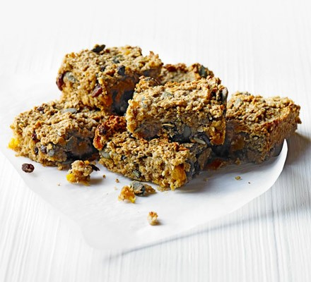 Feelgood flapjacks