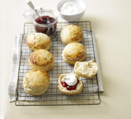 Buttermilk scones