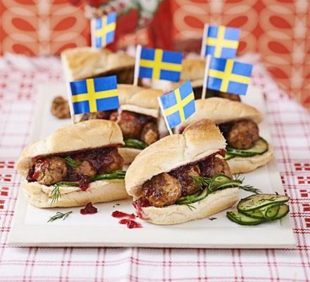 Malmö meatball subs