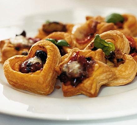 Little deli tartlets