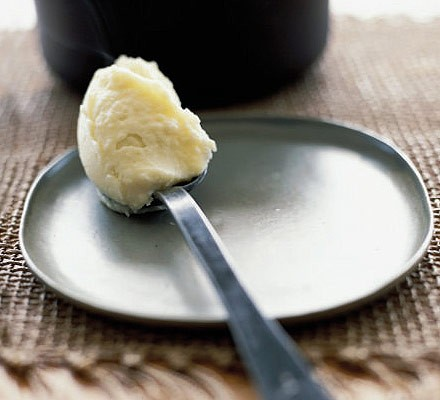 Horseradish mash