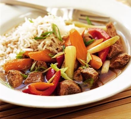 Make-ahead Chinese pork