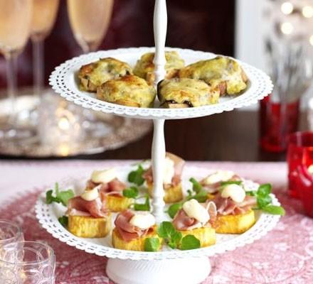 Sweet potato stackers