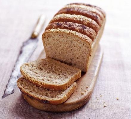 Easy seed & grain loaf