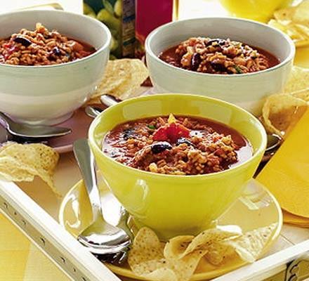 Mexican supper pot