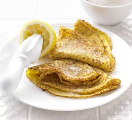 Easiest ever pancakes
