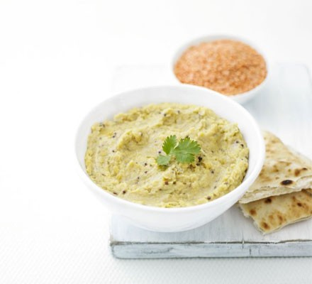 Creamy spiced dhal