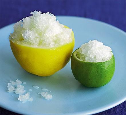 Lemon & lime crush