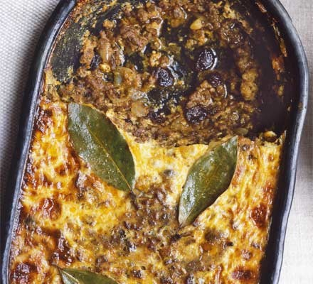 Bobotie Recipe Bbc Good Food