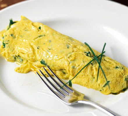 Ultimate French Omelette Recipe Bbc Good Food