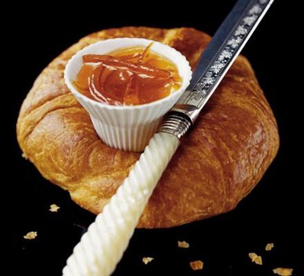 Low-sugar marmalade