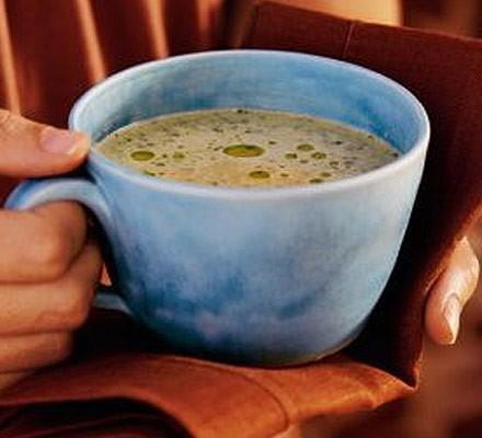 Butterbean & rosemary soup