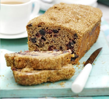 Fruity Teacake Recipe Bbc Good Food