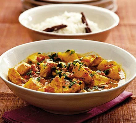 Chilli chicken curry