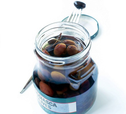 How to use up olives
