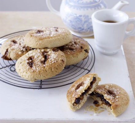 Eccles Cakes Recipe Bbc Good Food
