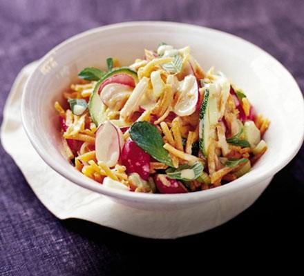 Indian summer salad