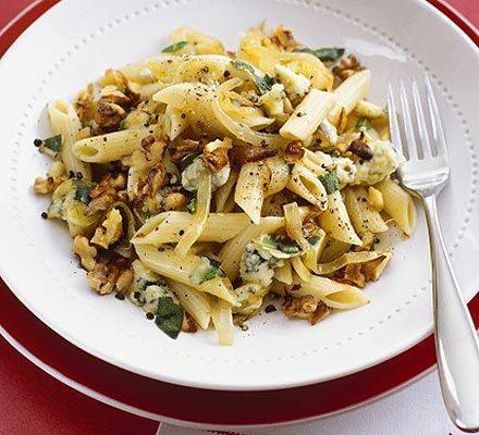 Blue cheese pasta image