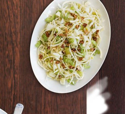 Waldorf Salad Recipe With Cabbage