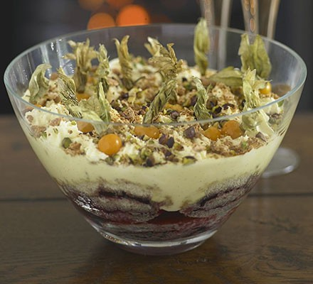 Tilly's trifle