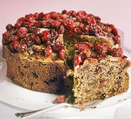 Posh spice cake